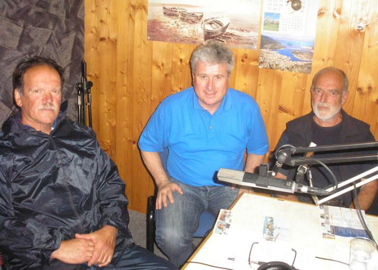 Gosti Denis Andreis i Željko Županović.