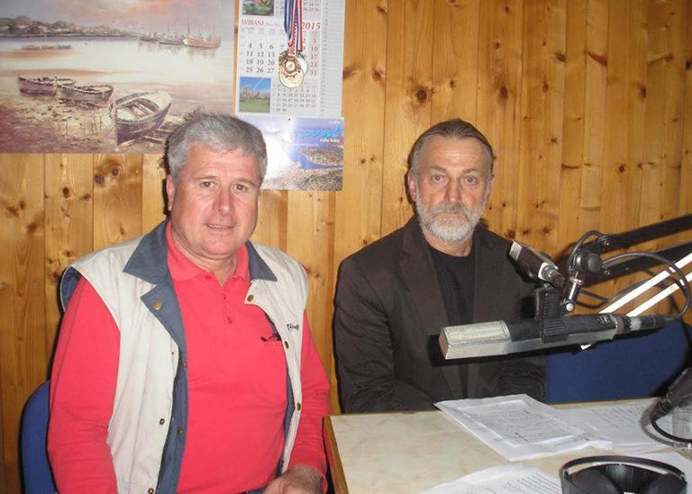 Načelnik općine Vela Luka u radiu Val