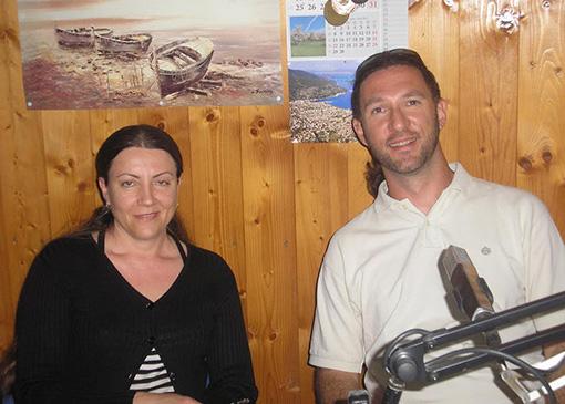 Prof. Filip Bubalo u radiu Val
