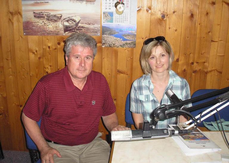 Barbara Mirošević u programu radia Val govori o zaštiti smilja