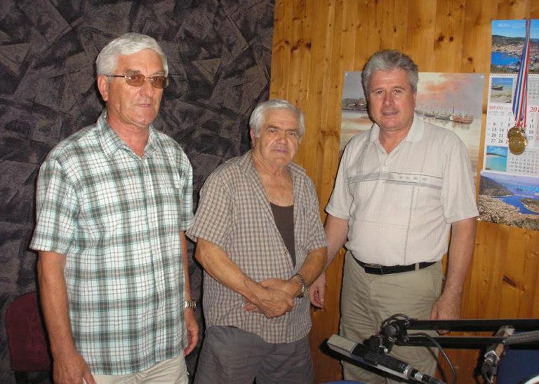 Gosti iz Narodne glazbe Vela Luka.