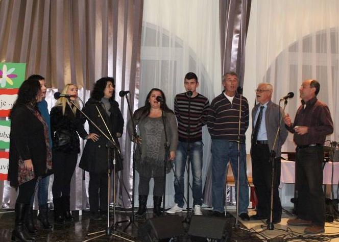 Božićni koncert Udruge Cvitić