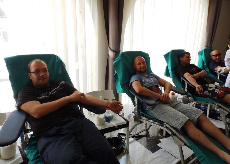 Akcija darivanja krvi u Veloj Luci