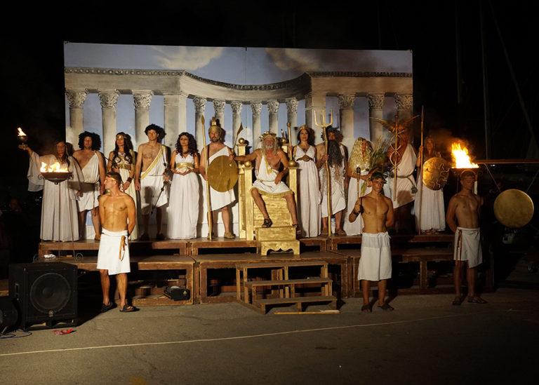Trtajun oživio Grčku mitologiju