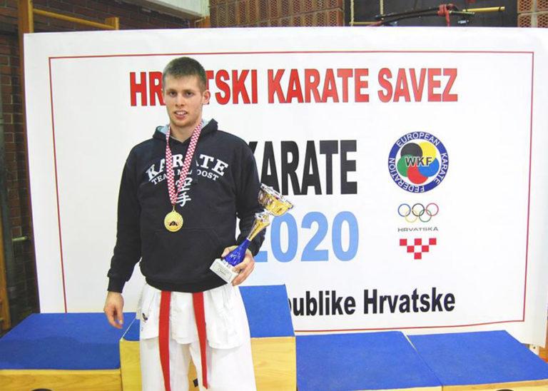 Fran Prižmić osigurao nastup na Europskom prvenstvu
