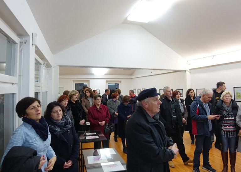 Otvorena izložba Sande Vlašić