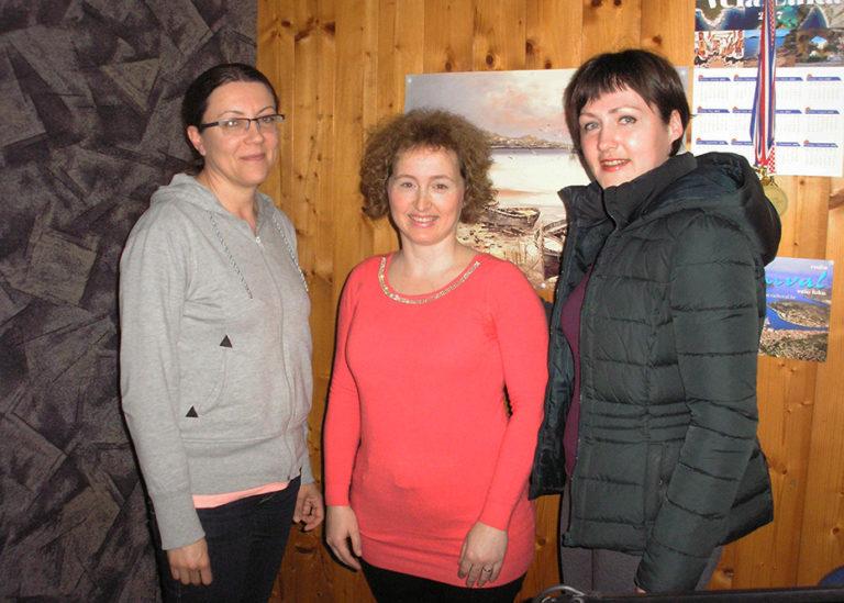 Gosti u programu radija Val – Najava humanitarne izložbe za Cvitić