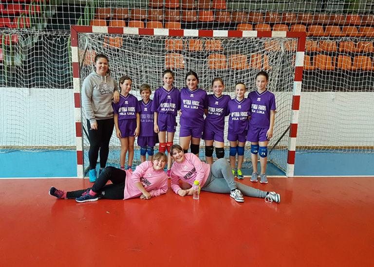 Županijska rukometna liga za djevojčice B