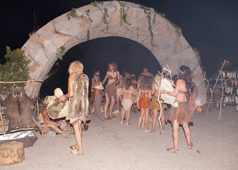 Trtajun kroz Noć Vele spile dočarao prapovijesno doba