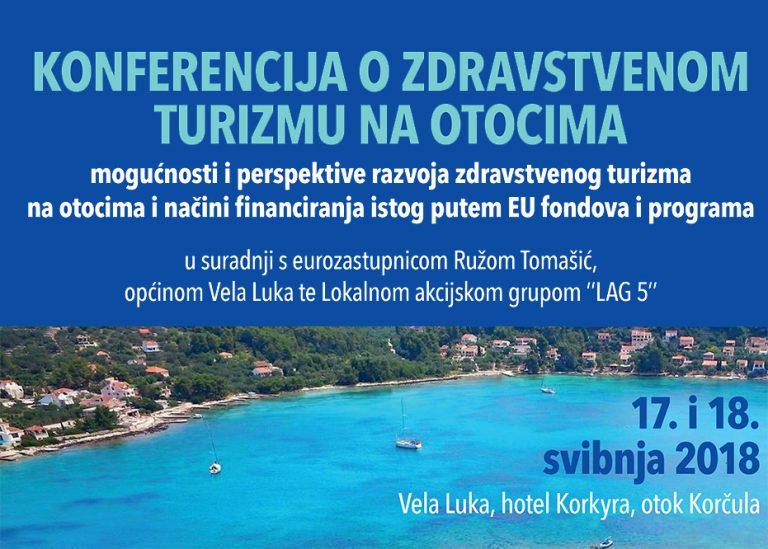 Konferencija o zdrastvenom turizmu na Hrvatskim otocima