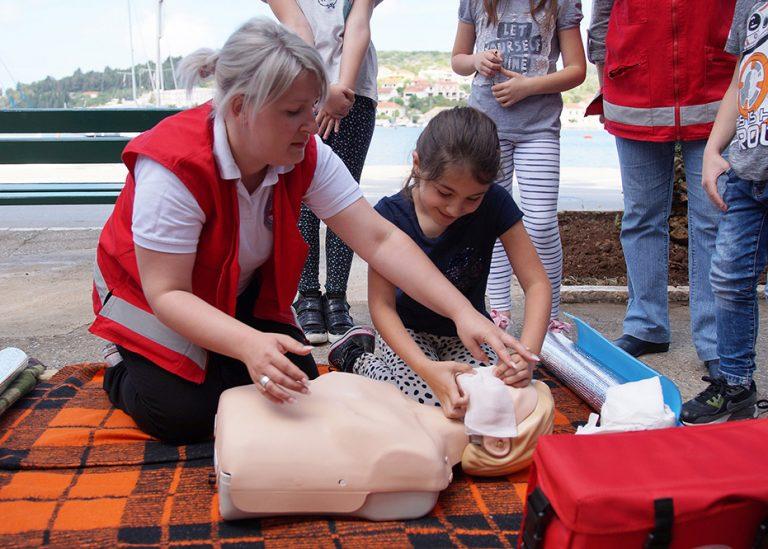 Obilježavanje Međunarodnog tjedna Crvenog križa