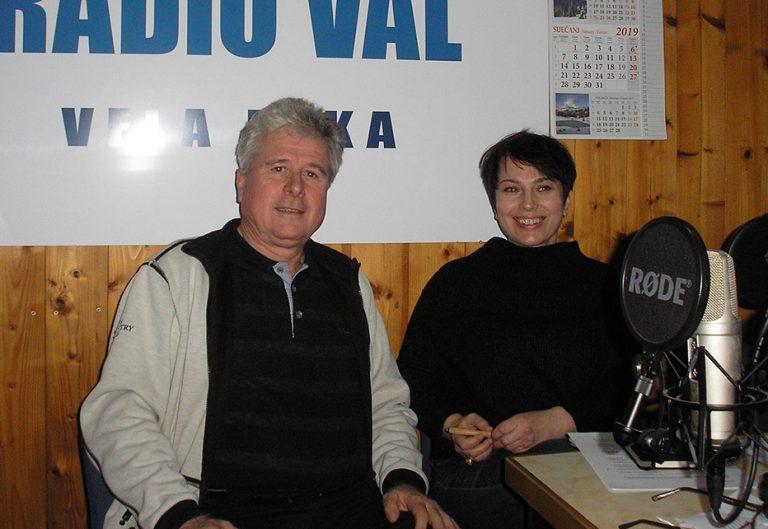 Rada Dragojević Ćosović u emisiji Luški petak