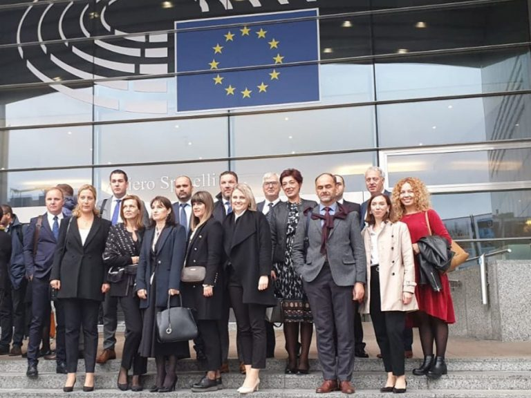 Načelnica s delegacijom Dubrovačko-neretvanske županije boravila u Brusselsu