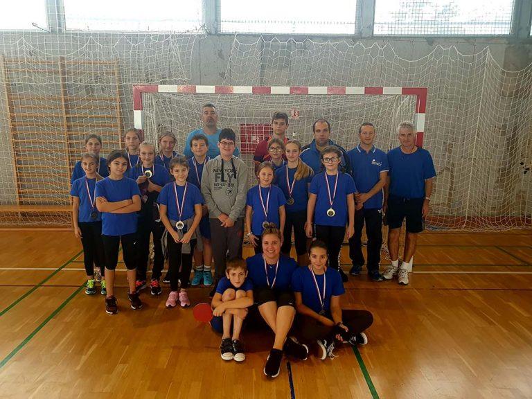 STK Lučica osvojila 18 medalja na 10. Županijskom prvenstvu