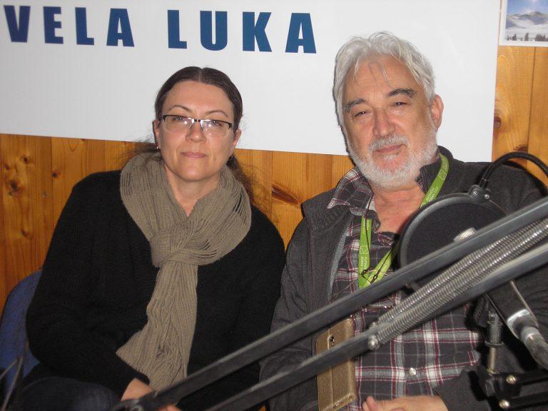 Marin Perković u radiju Val Vela Luka