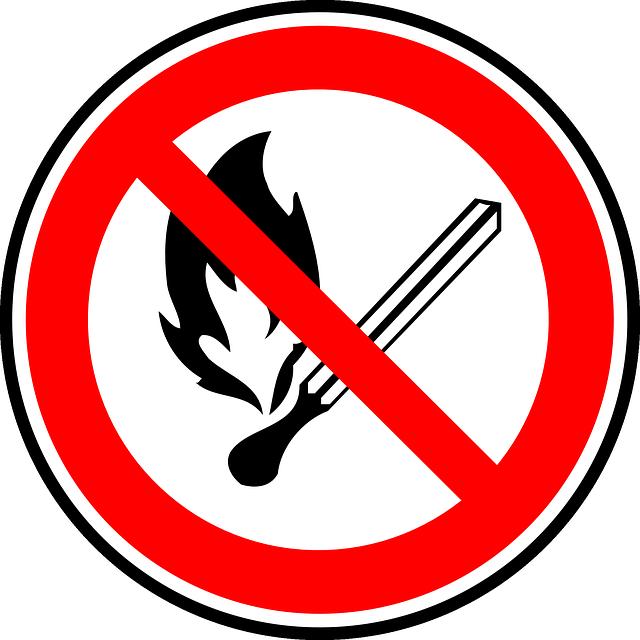 OBAVIJEST: Zabrana paljenja vatre na otvorenom do daljnjeg