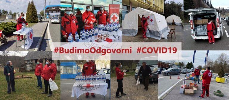 Izvještaj GD Crvenog križa Korčula