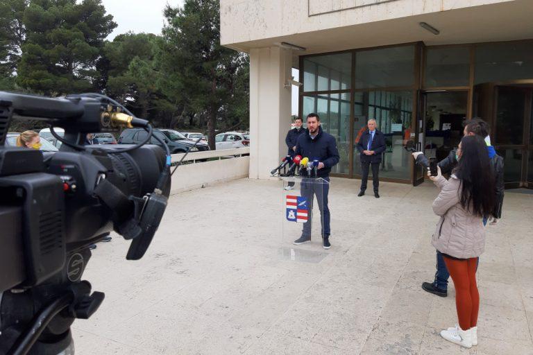 Potvrđeno pet novih slučajeva u Dubrovačko – neretvanskoj županiji, situacija je i dalje stabilna