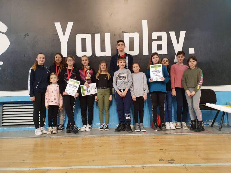 STK Lučica na Međunarodnom stolnoteniskom turniru u Herceg Novom – Mimoza 2020