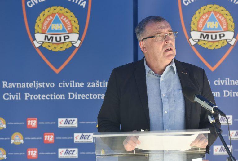 Capak: Mjeru ukidanja e-Propusnica zatražilo 10 županija, razmatramo još tri zahtjeva