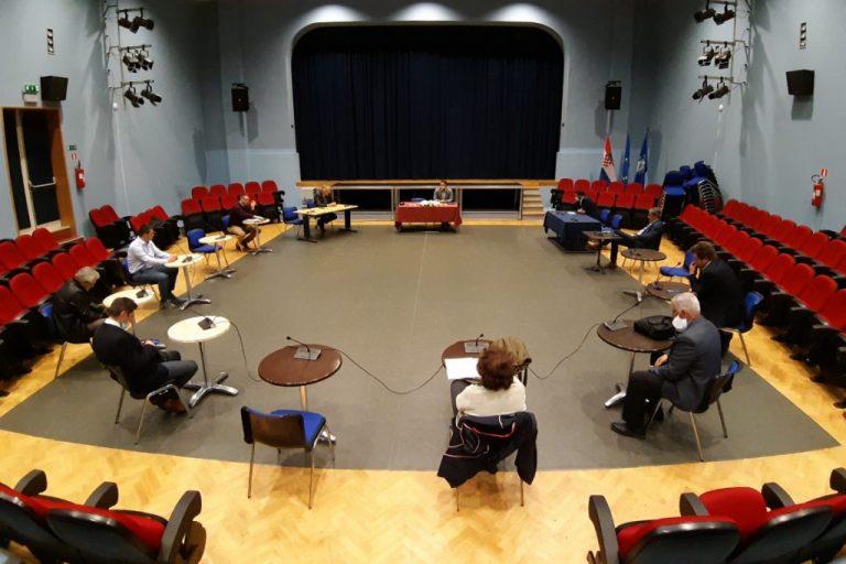 Župan Dobroslavić i zamjenik Cebalo na Pelješcu i Korčuli s (grado)načelnicima o situaciji s koronavirusom
