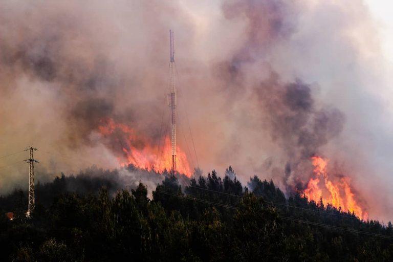 Stanje na požarištu u Smokvicu nepromjenjeno