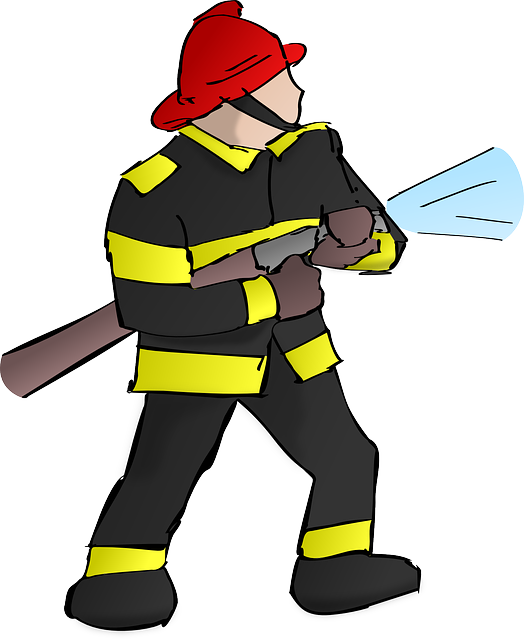 Tečaj za vatrogasce