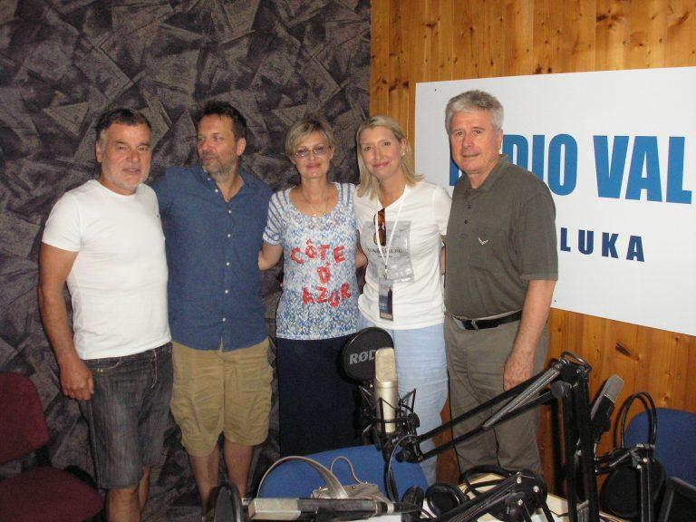 Ante, Lidija i Vinko u Luškom petku