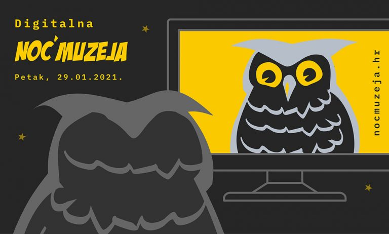 Najava digitalne Noći muzeja