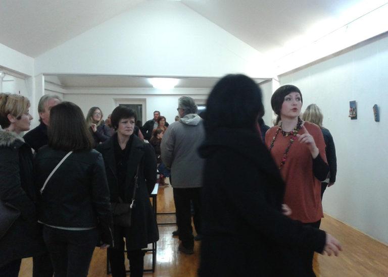 Humanitarna izložba radova Ines Borovine