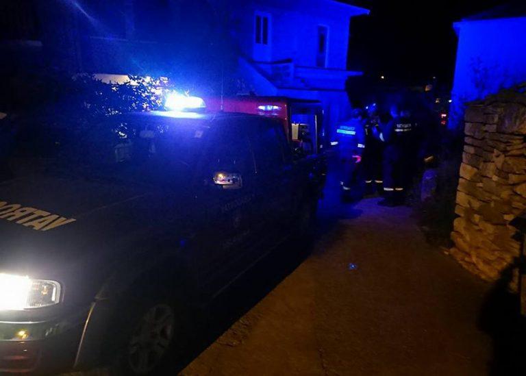 Aktivna subotnja noć za vatrogasce