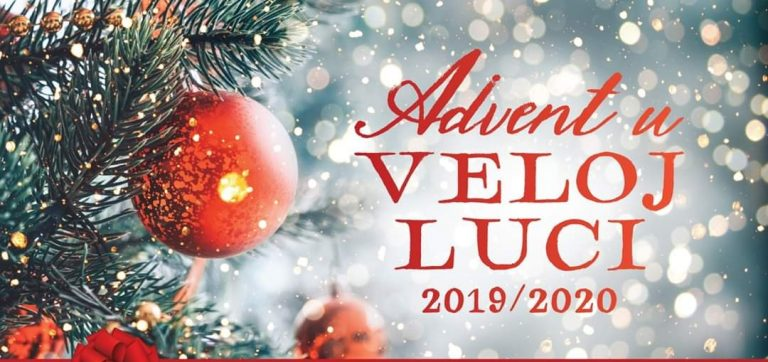 Program Adventa u Veloj Luci 2019-2020