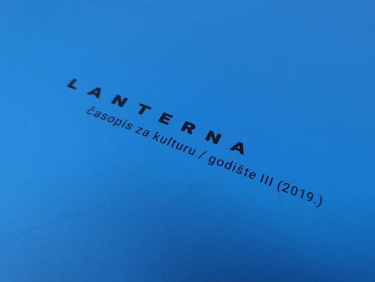 Predstavljen novi broj časopisa za kulturu Lanterna